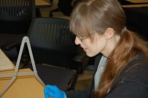 Helen Measuring up