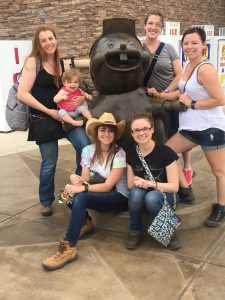 Our group at Buc-ee's!