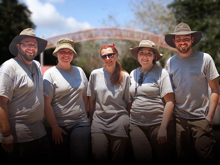 May 2013 Beyond Borders Team