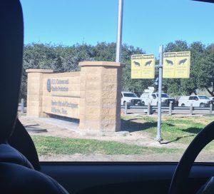 Checkpoint in Falfurias, TX