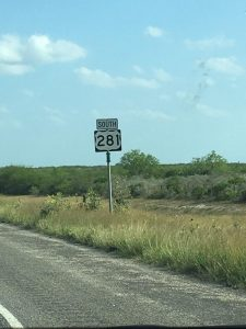 Hwy 281 Sign